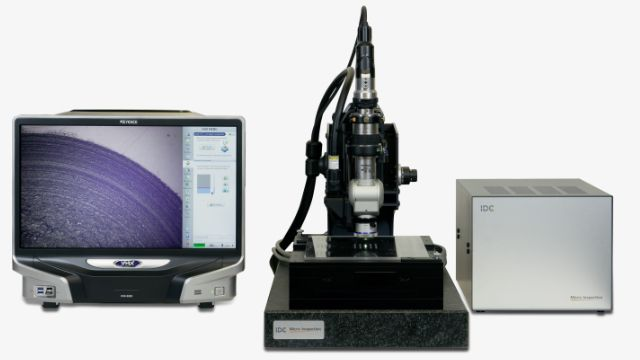StageX large motorized stage up to 12 inch for the VHX video microscope